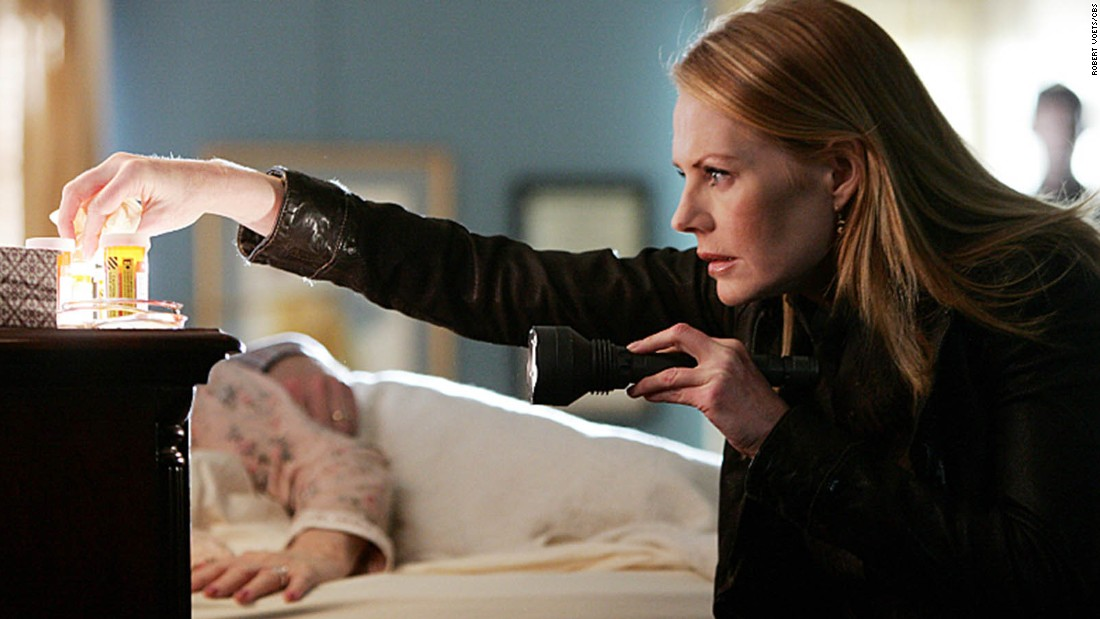 "Catherine Willows, played by Marg Helgenberger, was a former Vegas stripper who went into forensics work after earning her medical degree. Helgenberger, previously best known for ""China Beach,"" was with the show for its first 12 seasons. She was a guest star on the recent season of ""Under the Dome."""