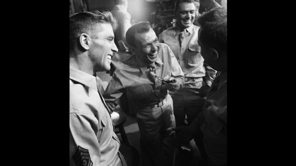 After his 1940s success, Sinatra