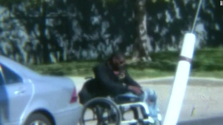 delaware police shoot man wheelchair vigil pkg_00000410