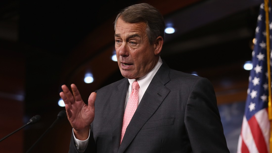 Boehner: 'There is no Republican Party,' only a 'Trump Party'