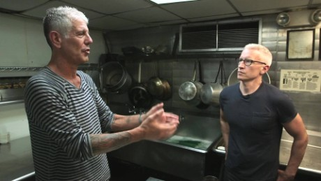 Bourdain: Cubans 'excited' and 'wary' of what's next