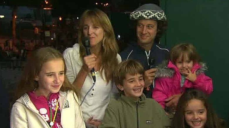 Family meets Pope after 13,000-mile road trip