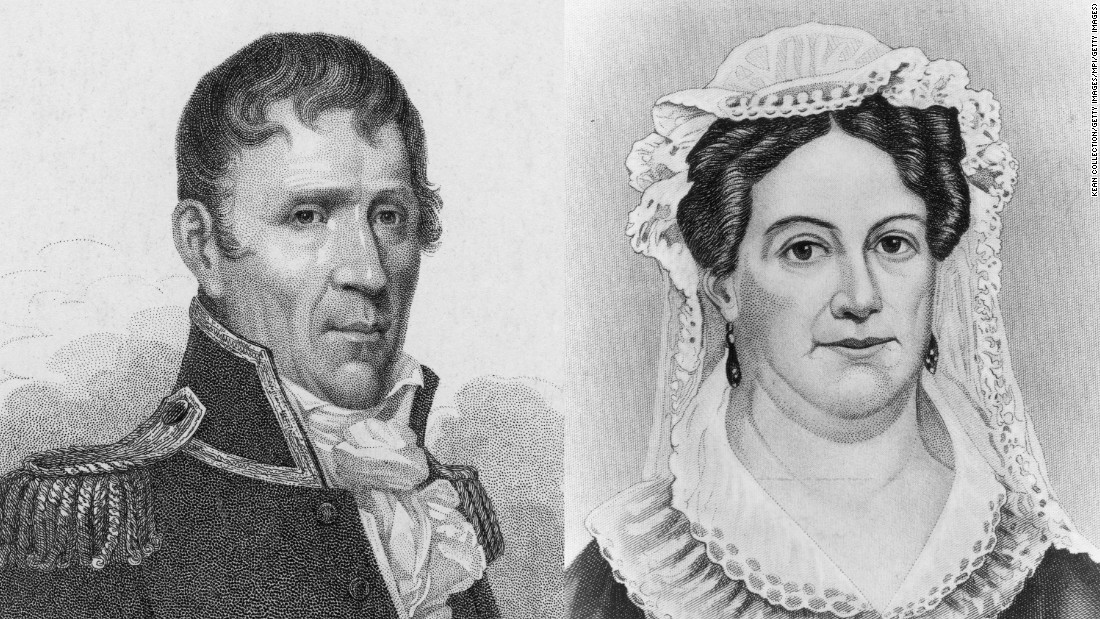 "Long before he ran for President, Andrew Jackson married his wife, Rachel, in 1791. Later they discovered that her previous husband had not gotten a proper divorce. After they fixed it, the Jacksons quietly remarried in 1794. During the 1828 election campaign, Jackson's opponents spread rumors that he'd slept with Rachel while she was married to another man. Although words such as ""adultery"" and ""bigamy"" were thrown around like bombs, Jackson still managed to win the election."