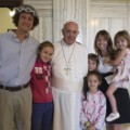 pope argentine family