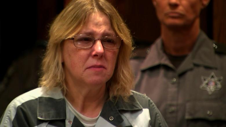 NY prison break aide Joyce Mitchell sentenced to prison