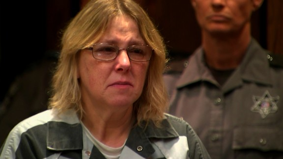 Joyce Mitchell was sentenced up to seven years in prison for her role in the escape of two murderers.