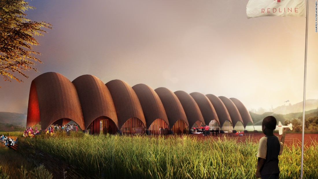 The idea is for these droneports to function as hubs to allow recharging, cargo loading and dropoff, as well as repairs.<br />