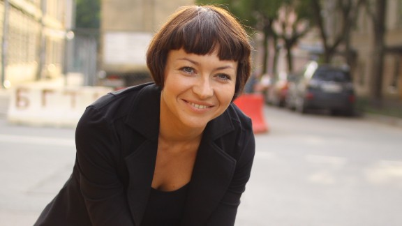 Photographer Tatiana Vinogradova