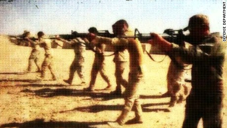 U.S. to modify faltering Syrian rebel training program