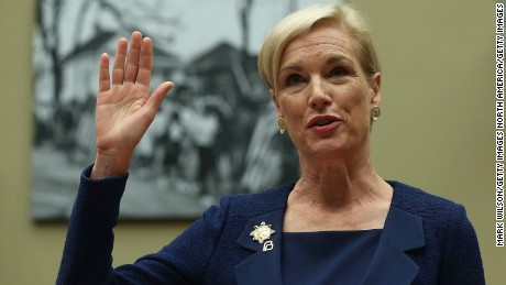 Planned Parenthood fires back at GOP after hearing