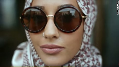 H&M's latest look: Hijab-wearing Muslim model stirs debate