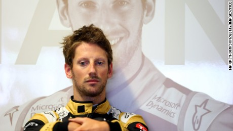 Grosjean to drive for Haas F1 in American team's debut season
