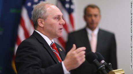 Who is Steve Scalise?