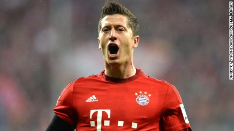 Robert Lewandowski scored seven goals in the group stage.