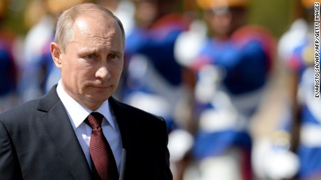 Putin's Syria moves leave U.S. looking weak
