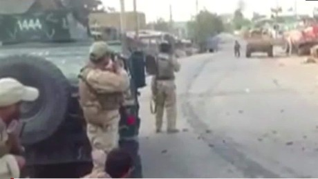 Afghan forces struggle to retake Kunduz from the Taliban