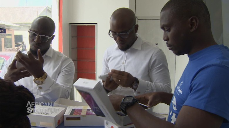 Meet Nigeria's super geeks