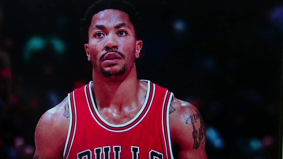 Derrick rose and the seven stages of twitter injury grief