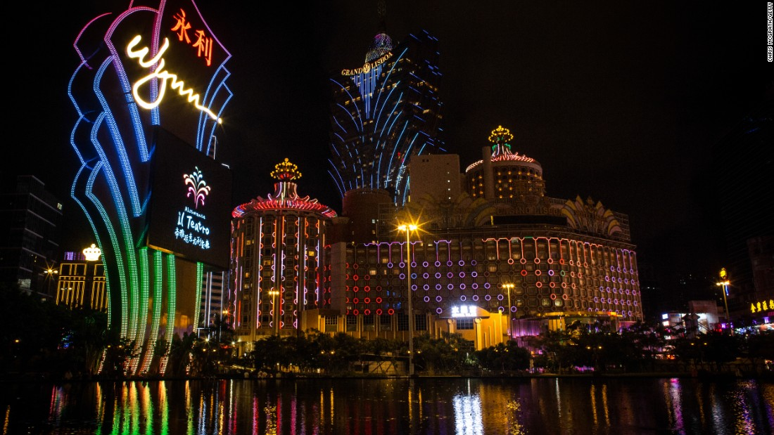 In September, a casino junket which operates the high-stakes rooms at Wynn Macau said it'd been the victim of a multimillion dollar heist.