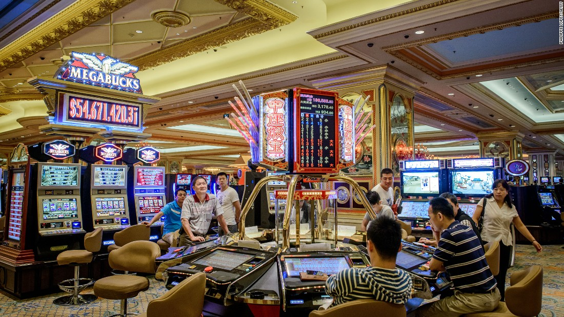 Located one hour away from Hong Kong by ferry, the mainstay of Macau's casino business comes from mainland Chinese gamblers.