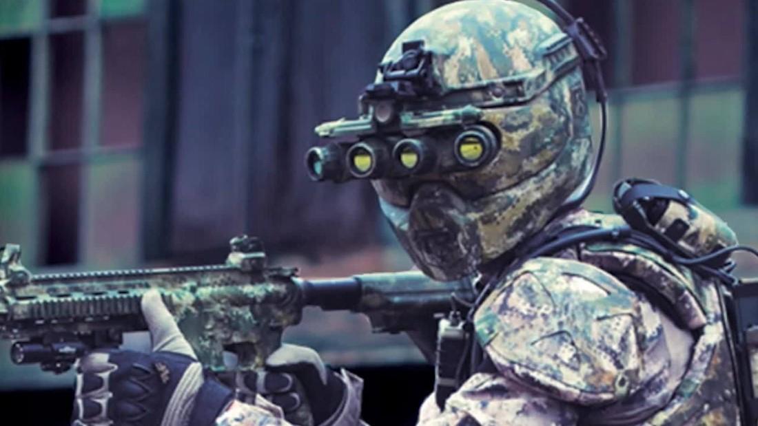 u s military on its way to getting its iron man cnnpolitics