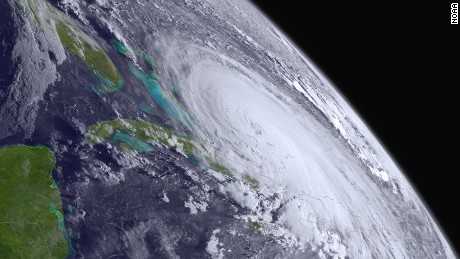 Hurricane Joaquin may bring 15 inches of rainfall