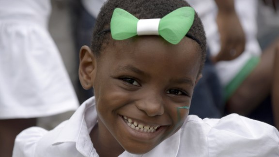 October 1 marks the anniversary of Nigeria's independence. Go through the gallery to look at some of the events that have shaped the country over the last 55 years.