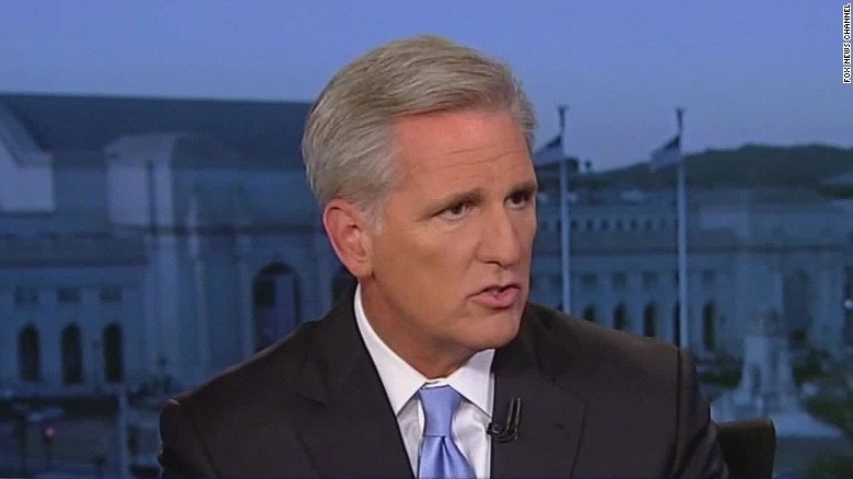 McCarthy Benghazi committee comments Fox_00003110