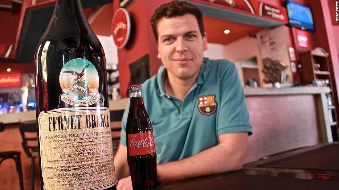 Fernet -- Argentina loves this bitter Italian booze   CNN Travel