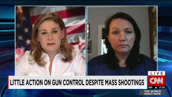 Nicole Hockley speaks to CNN's Hala Gorani