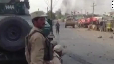 Why is Kunduz important to the Taliban's resurgence?