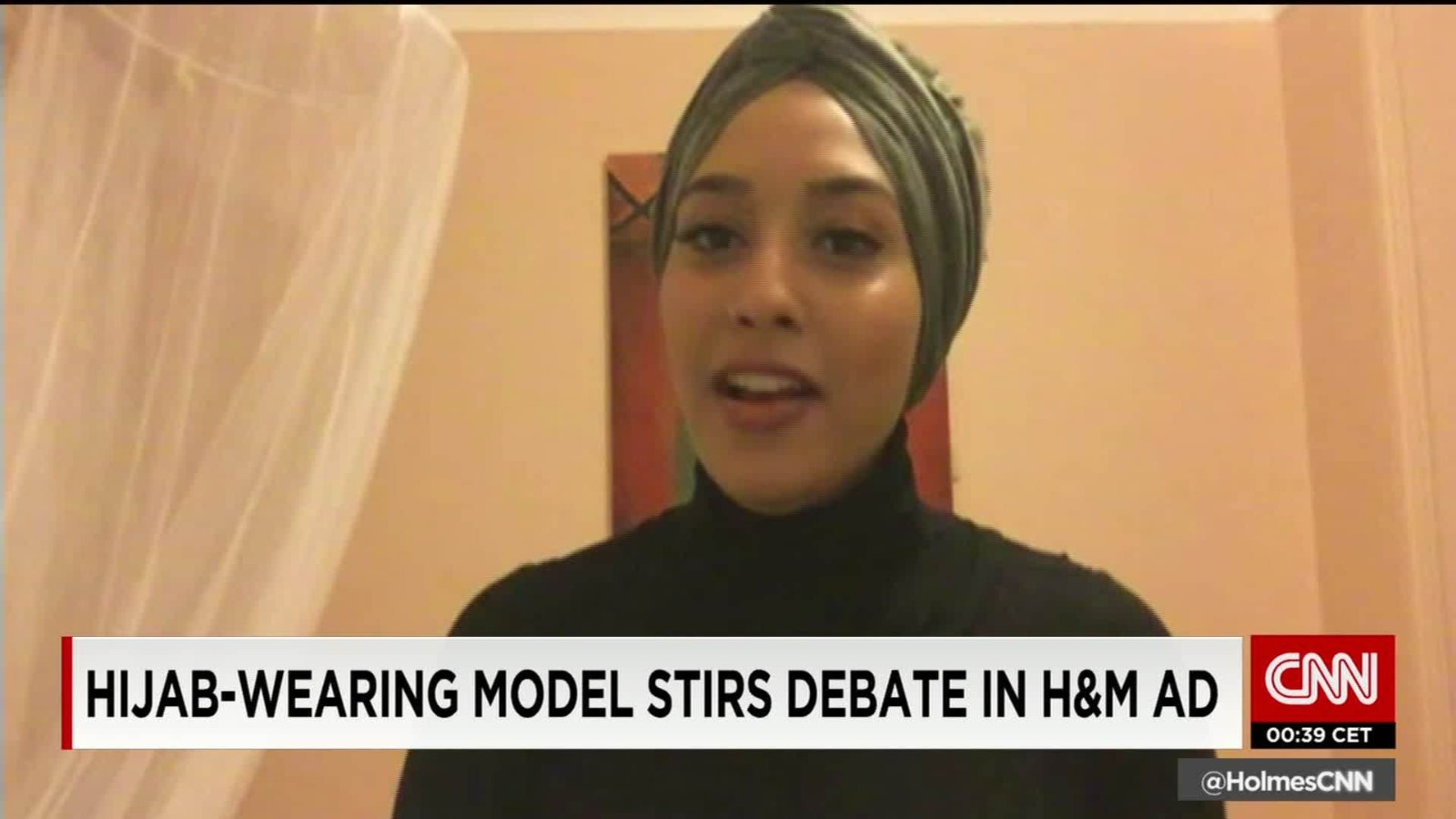 Sekolah naked under my hijab