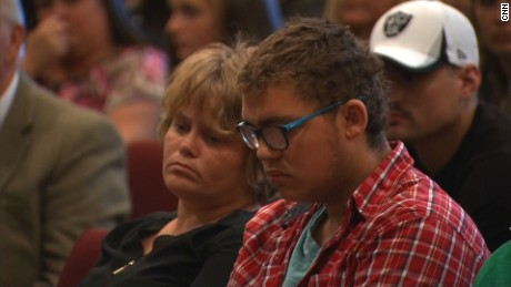 oregon shooting victim mother simon intv sot _00021510