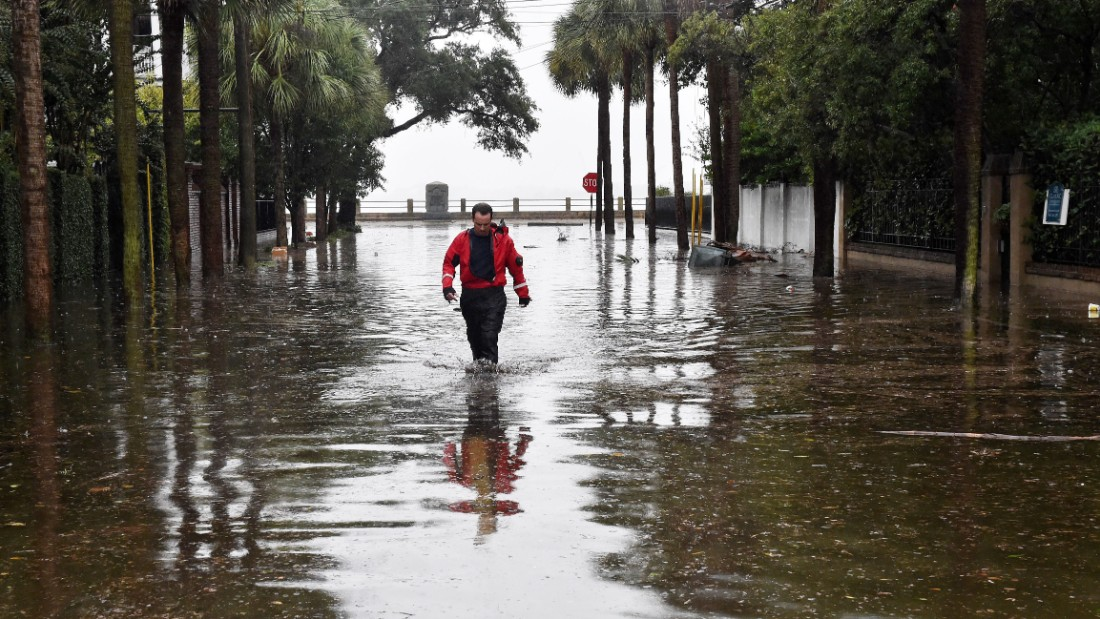 South Carolina Flooding: State Not Out Of The Woods Yet