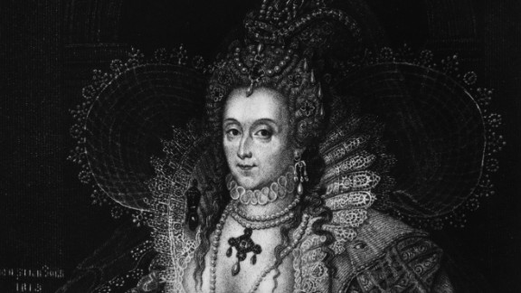 Queen Elizabeth I had famously bad teeth, thanks in part to a fondness for sugary treats.