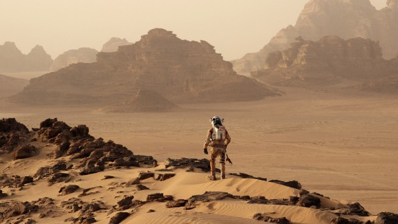 "Matt Damon plays an astronaut stranded on Mars in ""The Martian."" Alone for almost the entire film, he communicates with Earth through email and satellite cameras. Here's a look at other recent movies in which the main character must face challenges alone."