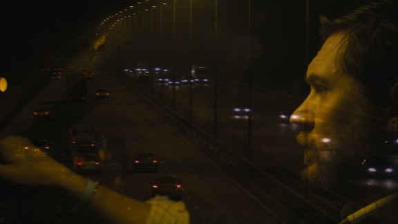 "Tom Hardy starred in ""Locke,"" a 2013 drama. His character spent the entire movie alone in a car, talking on the phone while driving to a fateful rendezvous."