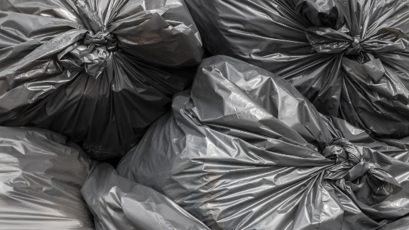 Garbage bags can also be used in other ways beyond garbage: as a poncho, as a cover for broken windows, as a carrier for supplies and even to collect rainwater.