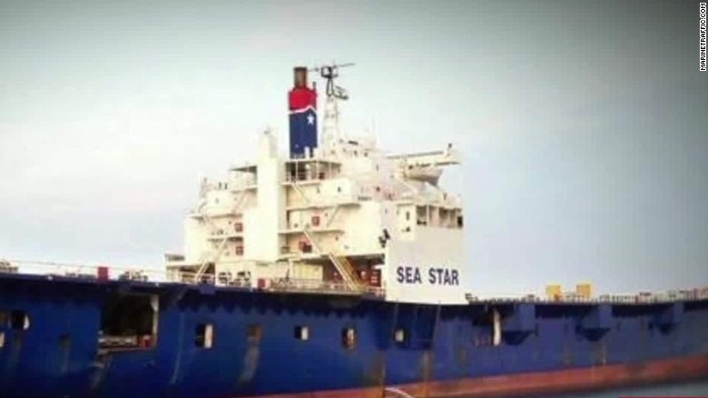 Americans among missing on cargo ship lost at sea