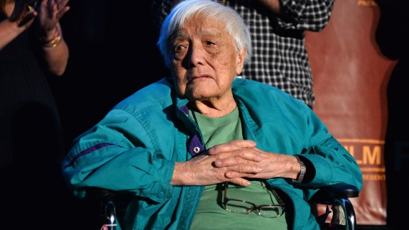 "Grace Lee Boggs, a writer, activist and feminist, ""died peacefully in her sleep"" at her home in Detroit, the Boggs Center website said October 6. She was 100."