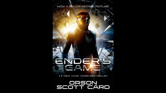 """A Hugo and Nebula Award winner, the young adult book """"Ender's Game"""" by Orson Scott Card tells the story of a world preparing for war. Fearful of another alien attack on the planet, the government is breeding geniuses and training them from childhood as soldiers. Tensions arise in a family when one sibling is chosen for the school and two others are not."""
