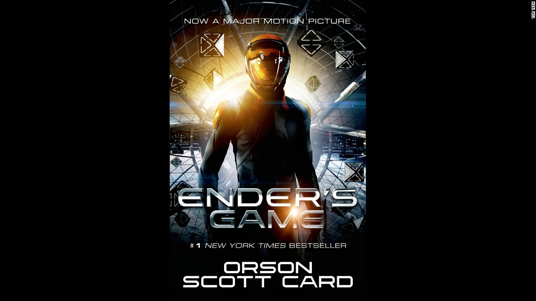 "A Hugo and Nebula Award winner, the young adult book ""Ender's Game"" by Orson Scott Card tells the story of a world preparing for war. Fearful of another alien attack on the planet, the government is breeding geniuses and training them from childhood as soldiers. Tensions arise in a family when one sibling is chosen for the school and two others are not."