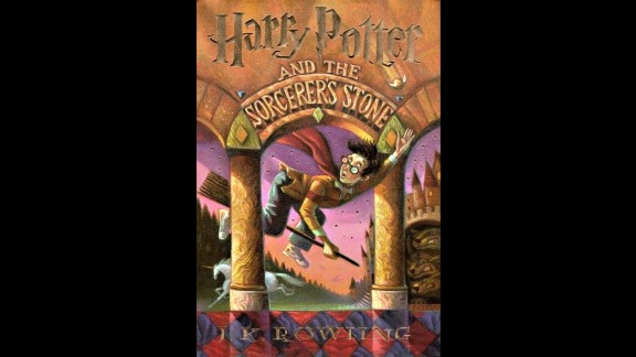 """At the start of """"Harry Potter and the Sorcerer's Stone"""" by J.K. Rowling, Harry has no idea that he's destined to be a great wizard. His parents are dead, and his abusive aunt and uncle have kept his history a secret. That is, until he's accepted to Hogwarts School of Witchcraft and Wizardry and starts to learn about his noble heritage and destiny."""