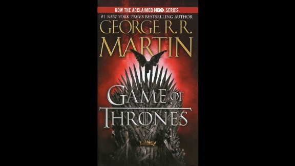 """No matter that many may think """"A Game of Thrones"""" is only a hugely popular television show . This book by by George R.R. Martin is a world where the seasons are out of whack and sinister magic is brewing beyond the protective Wall the failing king created to protect his kingdom."""