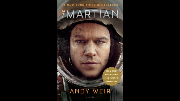 """Before actor Matt Damon filmed """"The Martian,"""" Andy Weir wrote the classic science fiction novel about astronaut Mark Watney walking on Mars -- and trying not to die there. Once his crew evacuates, thinking him dead, Watney must use his wits to survive."""