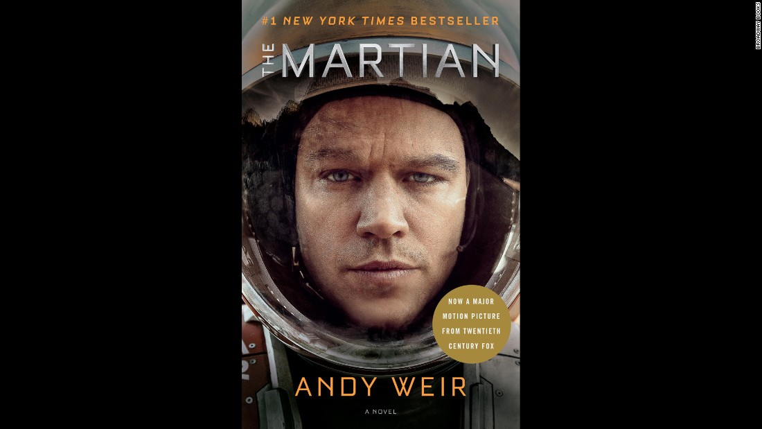 "Before actor Matt Damon filmed ""The Martian,"" Andy Weir wrote the classic science fiction novel about astronaut Mark Watney walking on Mars -- and trying not to die there. Once his crew evacuates, thinking him dead, Watney must use his wits to survive."