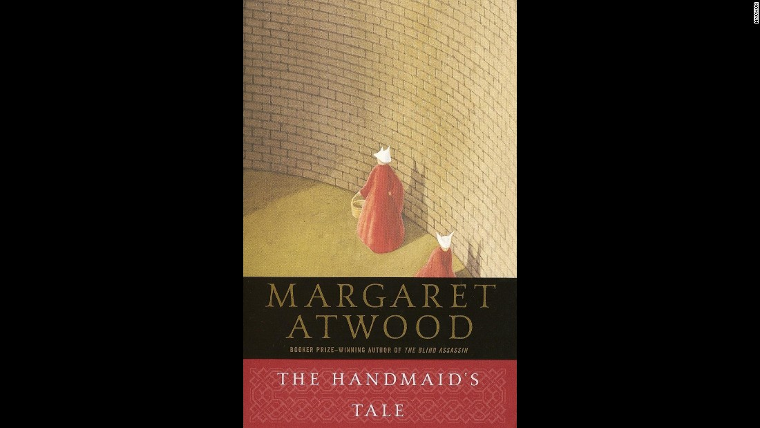 "In the future portrayed in ""The Handmaid's Tale"" by Margaret Atwood, women are not allowed to read and do not control their bodies anymore. They simply exist to serve men, whether to serve as their chaste wives, their housekeepers or their handmaids --where they are only valued if they can give birth."