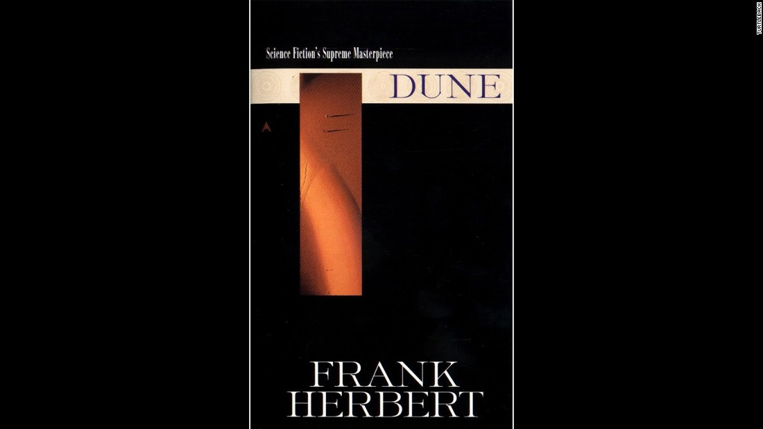 "A Hugo and Nebula Award winner, ""Dune"" by Frank Herbert is the first book in the series about the the planet Arrakis, the struggle for power in an interstellar empire and a young man at the center of the fighting."