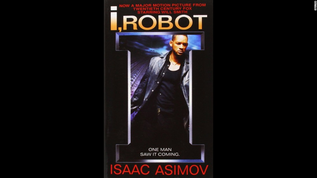 "In the classic ""I, Robot"" by Isaac Asimov, this dean of science fiction lays out the laws by which robots must live in an interconnected series of stories. Since not all robots follow the rules, the human species itself may be in jeopardy."