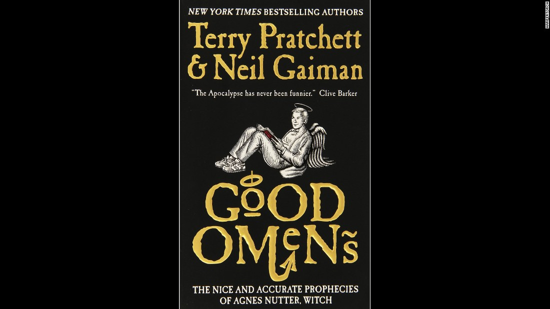 "In ""Good Omens: The Nice and Accurate Prophecies of Agnes Nutter, Witch"" by Terry Pratchett and Neil Gaiman, the world is about to end. But the angels and demons who populate the Earth aren't so interested anymore in helping to make the Rapture happen. They're just not sure where to find the Antichrist, an 11-year-old boy living in the same town they are."